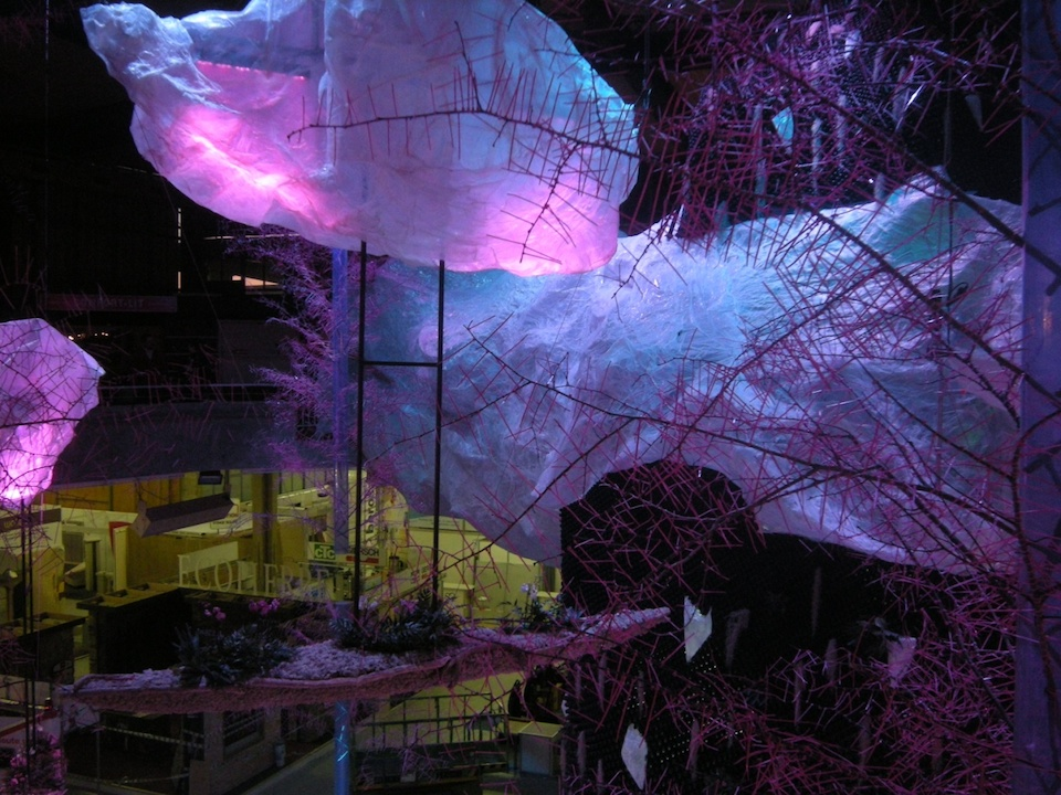Le jardin suspendu de l 39 imaginaire paysage roger for Jardin imaginaire